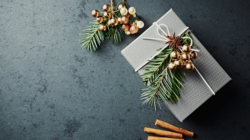 Festive menu and christmas party at Sandford Springs in Hampshire