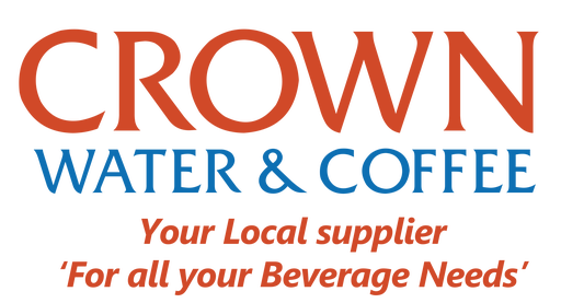 Crown Water & Coffee Logo